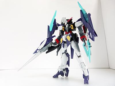 月間優秀賞 ガンダムAGE2トリニティ02