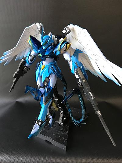 月間優秀賞 蒼き堕天使 ギラーガ零01