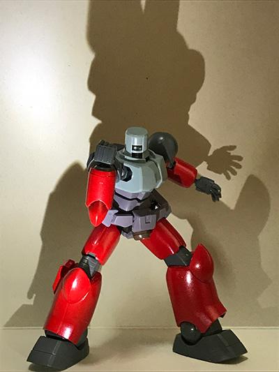 月間優秀賞 リーオーNPD 格闘特化型01